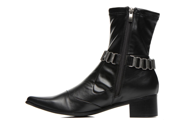 Bottines et boots Enza Nucci Tatiana Noir vue face