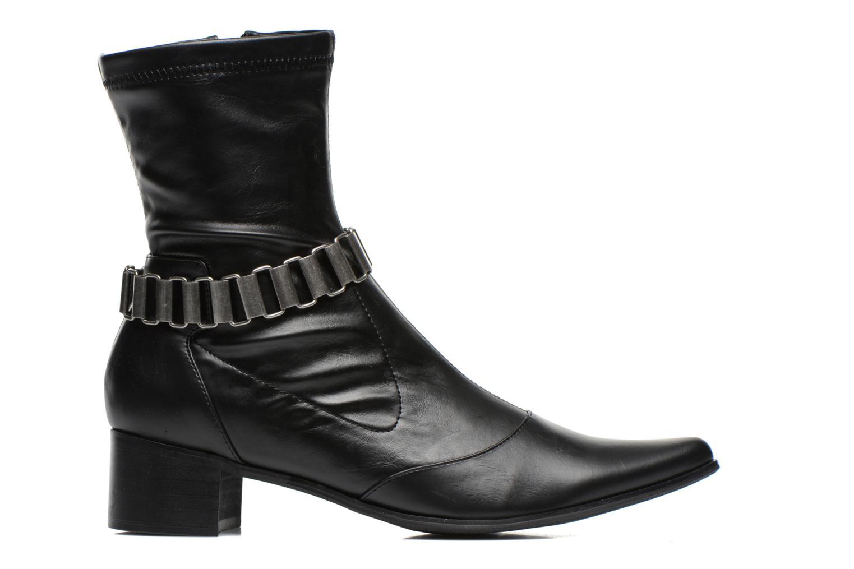 Bottines et boots Enza Nucci Tatiana Noir vue derrière