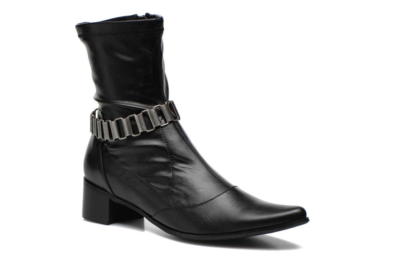 Bottines et boots Enza Nucci Tatiana Noir vue détail/paire
