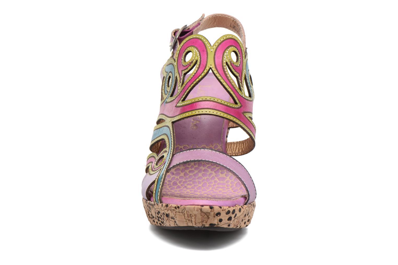 Sandalen Laura Vita Vessa mehrfarbig schuhe getragen