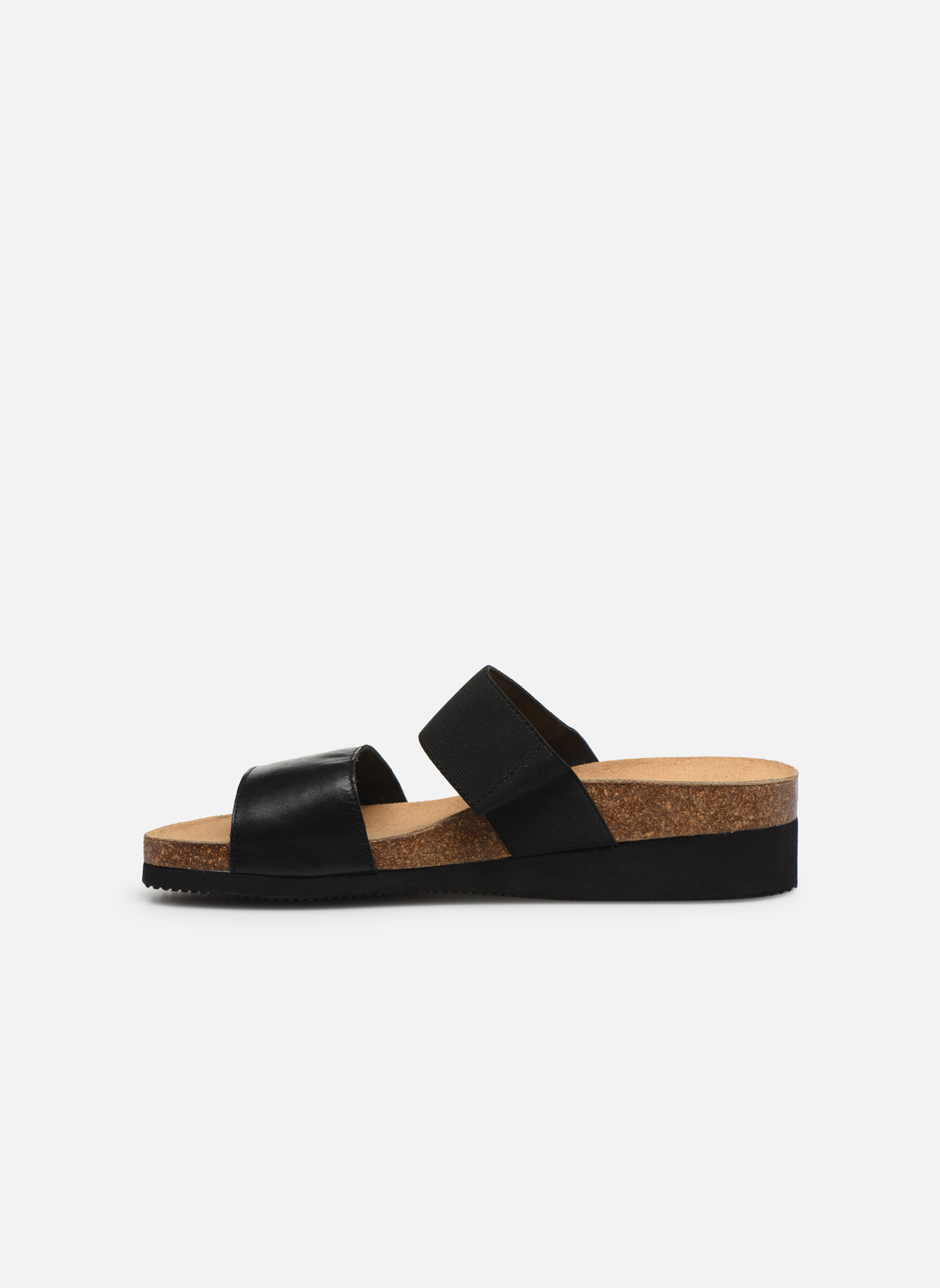 Mules & clogs Giesswein Viverone Black front view