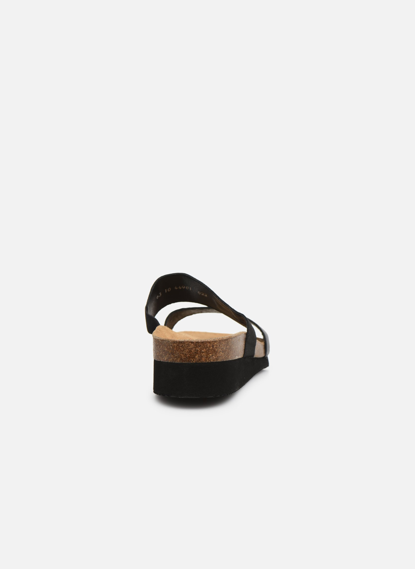 Mules & clogs Giesswein Viverone Black view from the right