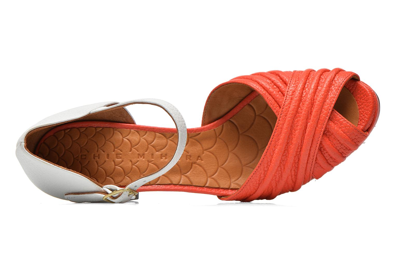 Sandalias Chie Mihara Nana Multicolor vista lateral izquierda