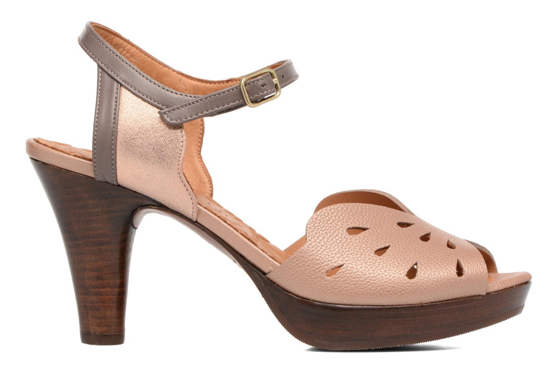 Sandals Chie Mihara Loha Brown back view