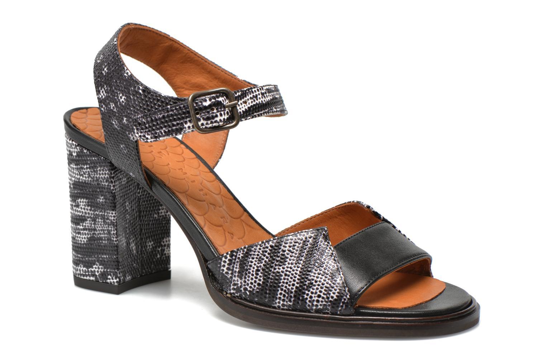 Sandales et nu-pieds Chie Mihara Ulisa Multicolore vue détail/paire