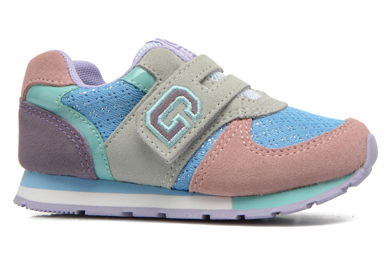 Trainers Gioseppo Sunya Multicolor back view