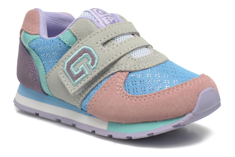 Baskets Gioseppo Sunya Multicolore vue détail/paire