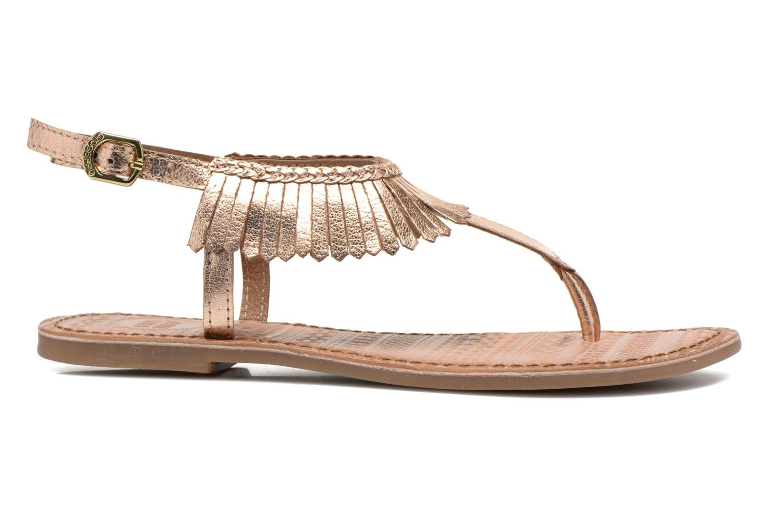 Sandals Gioseppo Lea Pink back view
