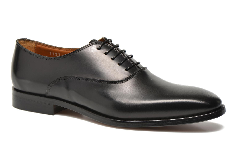 Doucal's Guido (Noir) - Chaussures à lacets chez Sarenza (248942)