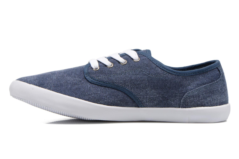 Sneakers Kaporal Draguy Blauw voorkant