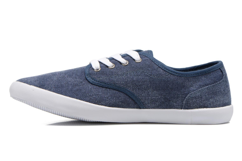 Sneaker Kaporal Draguy blau ansicht von vorne