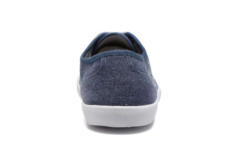 Sneaker Kaporal Draguy blau ansicht von rechts