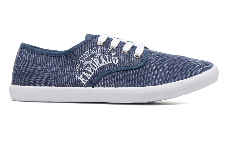 Sneakers Kaporal Draguy Blauw achterkant
