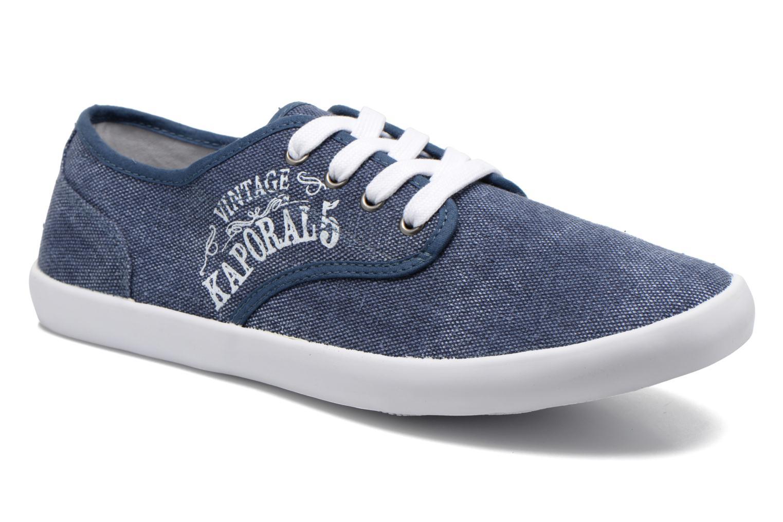 Sneaker Kaporal Draguy blau detaillierte ansicht/modell