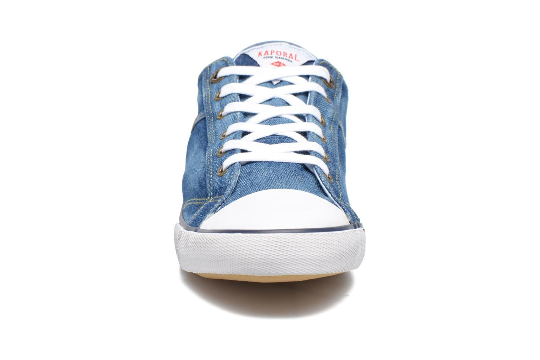 Sneaker Kaporal Icare blau schuhe getragen