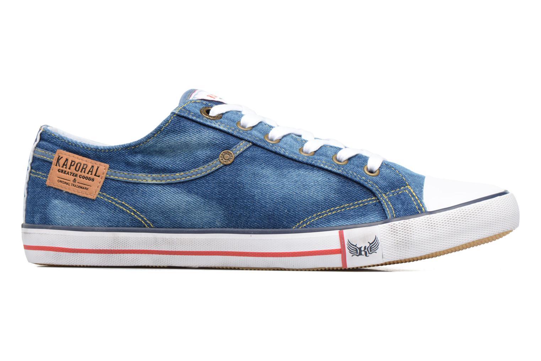 Sneaker Kaporal Icare blau ansicht von hinten
