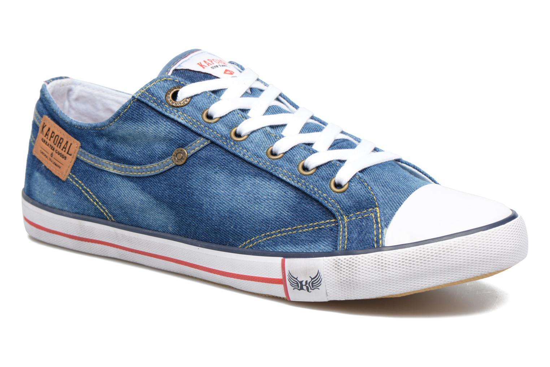 Sneaker Kaporal Icare blau detaillierte ansicht/modell