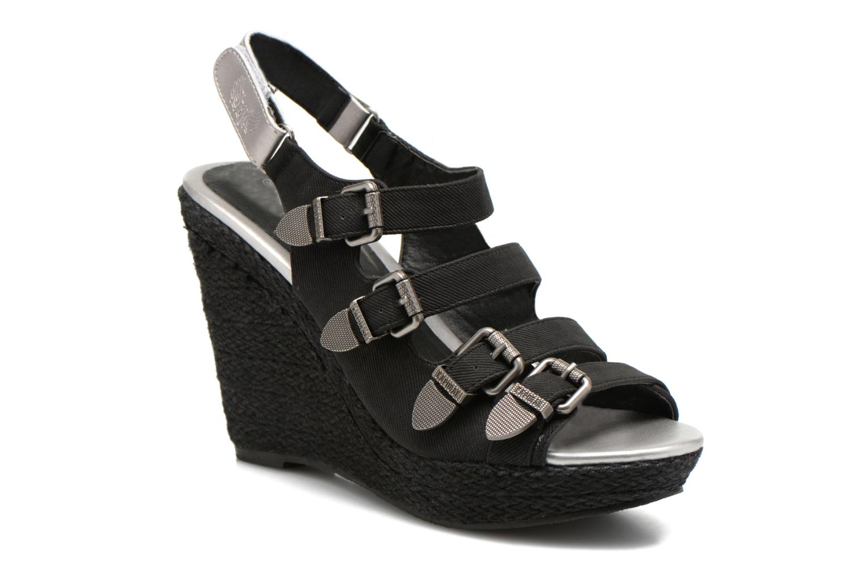 Grandes descuentos últimos zapatos Kaporal Rock (Negro) - Sandalias Descuento