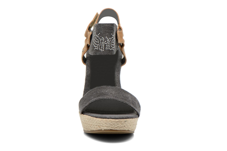 Sandals Kaporal Rose Black model view