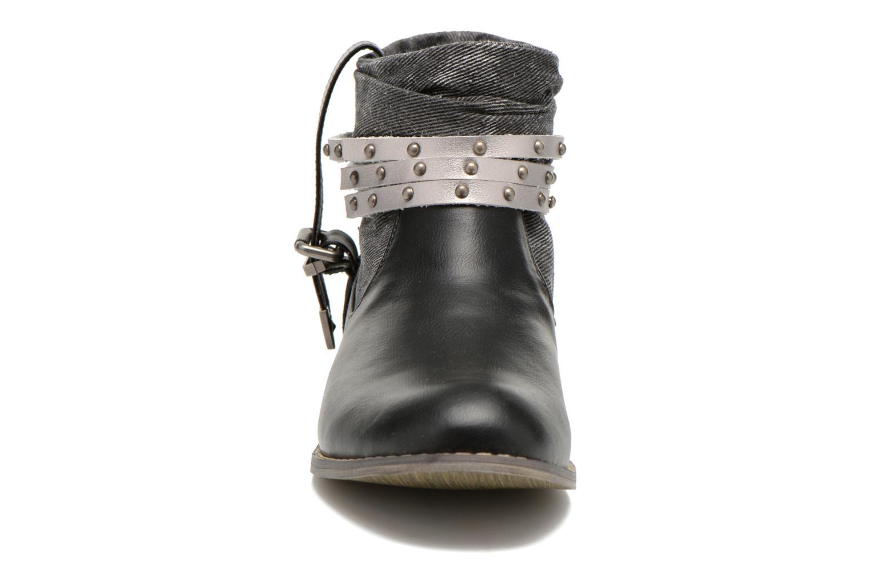 Stiefeletten & Boots Kaporal Bilow schwarz schuhe getragen