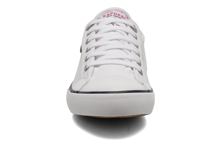 Sneaker Kaporal Icare W weiß schuhe getragen
