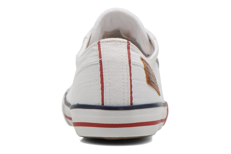 Sneaker Kaporal Icare W weiß ansicht von rechts