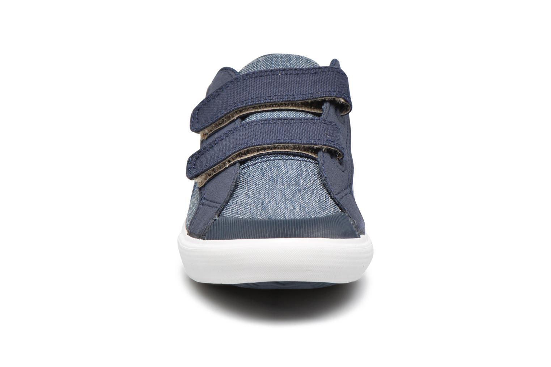 Sneaker Le Coq Sportif Saint Gaetan PS blau schuhe getragen