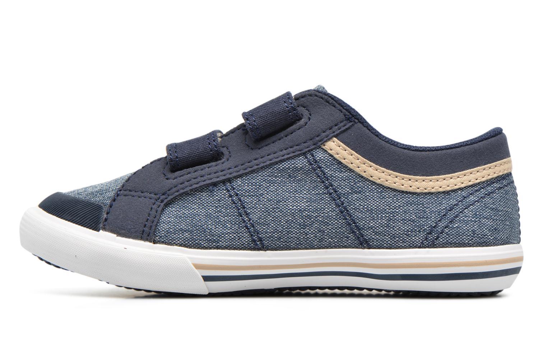 Sneaker Le Coq Sportif Saint Gaetan PS blau ansicht von vorne