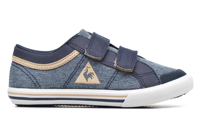 Sneaker Le Coq Sportif Saint Gaetan PS blau ansicht von hinten