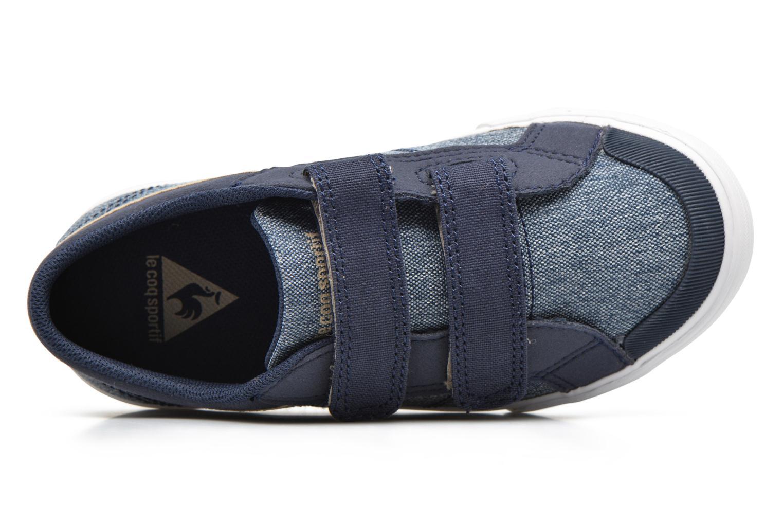 Sneakers Le Coq Sportif Saint Gaetan PS Blauw links