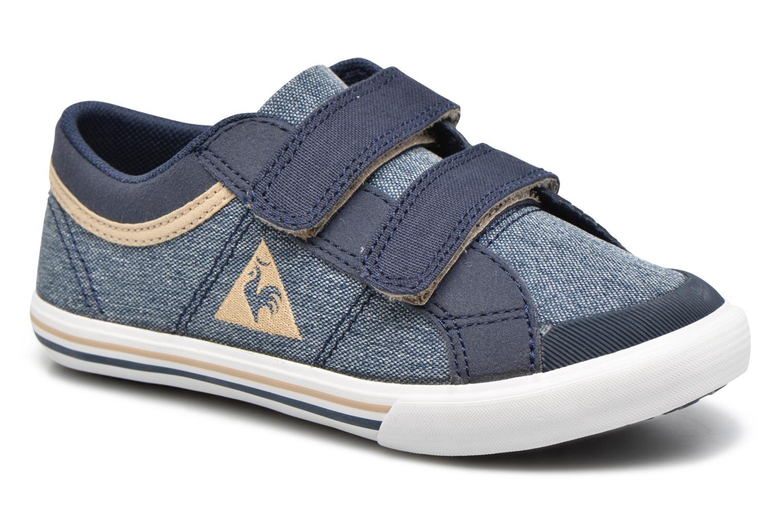 Sneakers Le Coq Sportif Saint Gaetan PS Blauw detail