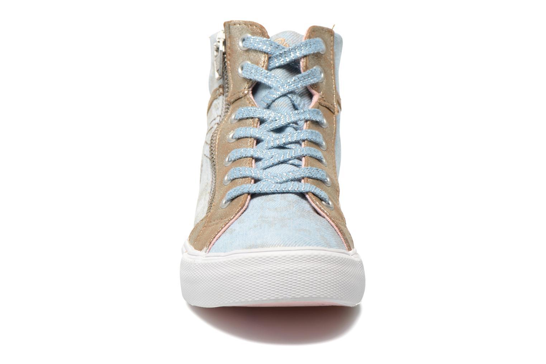Sneaker Kaporal Amony blau schuhe getragen