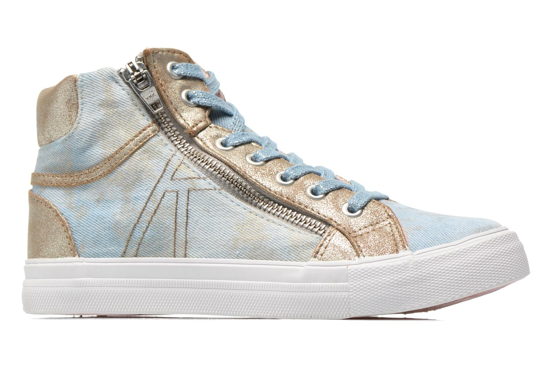 Sneaker Kaporal Amony blau ansicht von hinten