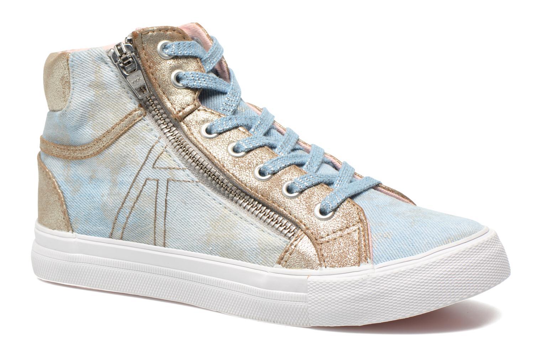 Sneaker Kaporal Amony blau detaillierte ansicht/modell