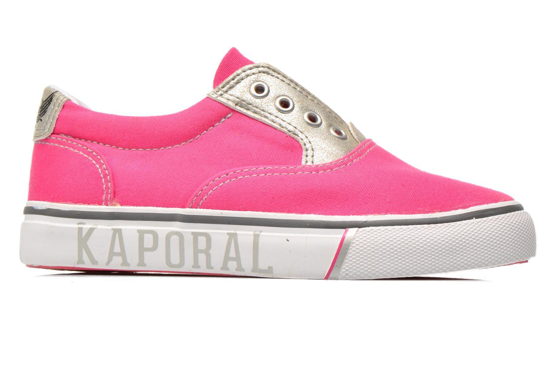 Sneakers Kaporal Veliko Pink se bagfra