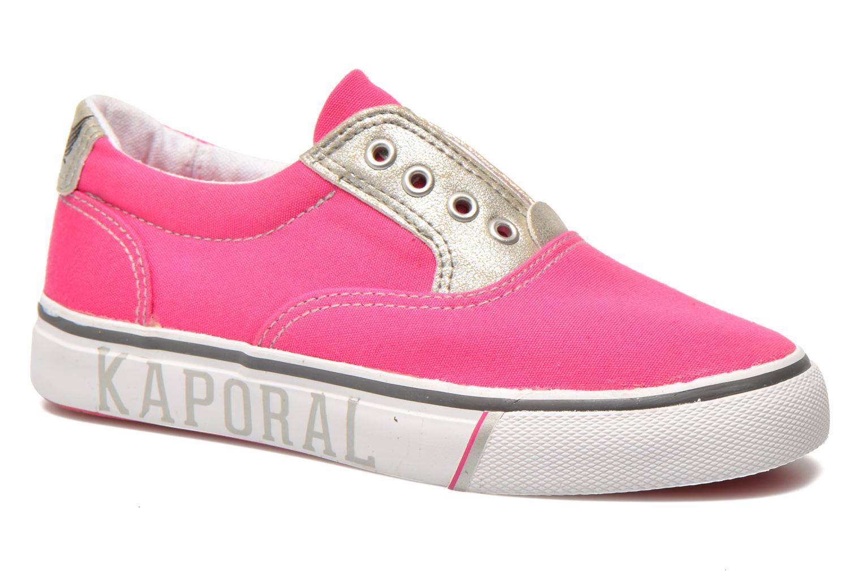 Sneakers Kaporal Veliko Pink detaljeret billede af skoene