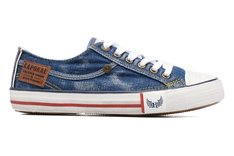 Sneaker Kaporal Icario blau ansicht von hinten