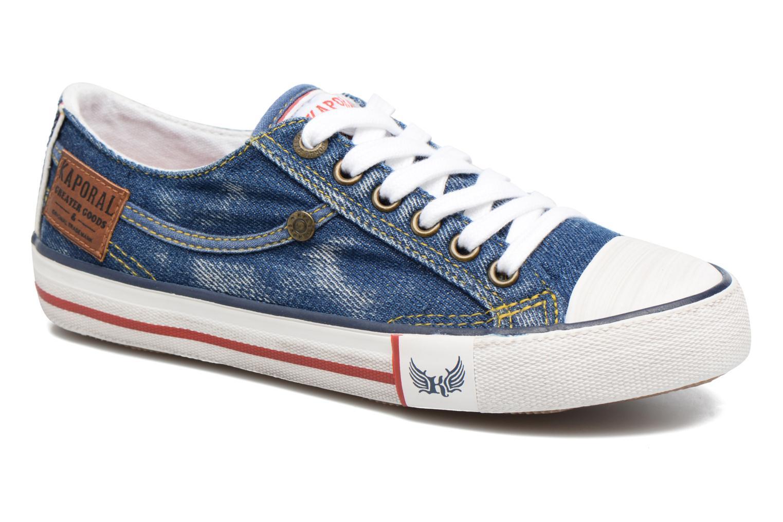 Sneakers Kaporal Icario Blauw detail