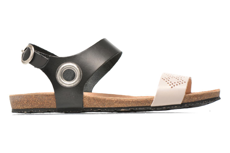 Sandales et nu-pieds TBS Isabel Multicolore vue derrière