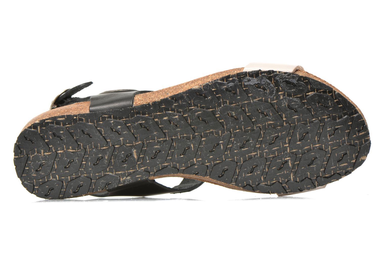 Sandales et nu-pieds TBS Isabel Multicolore vue haut