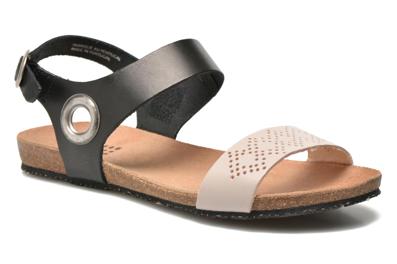 Sandales et nu-pieds TBS Isabel Multicolore vue détail/paire