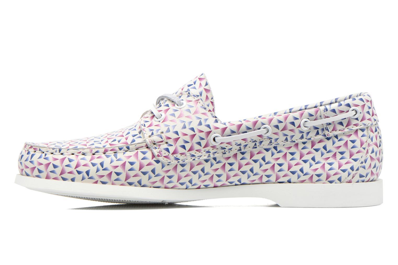 Chaussures à lacets TBS Pietra Multicolore vue face