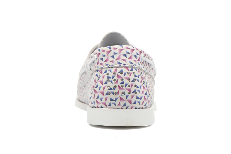 Chaussures à lacets TBS Pietra Multicolore vue droite