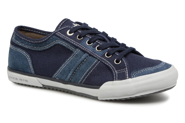 Sneakers TBS Edgard Azzurro vedi dettaglio/paio