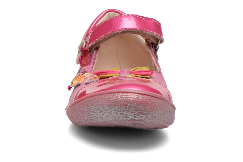 Ballerinas Catimini Colibri rosa schuhe getragen