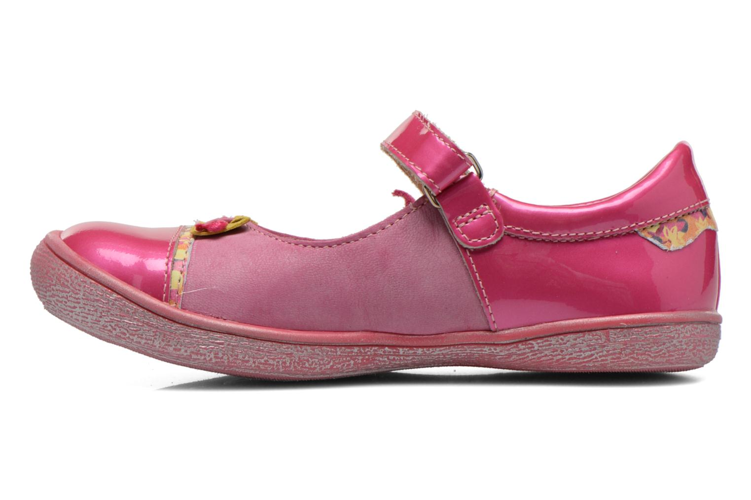 Ballerines Catimini Colibri Rose vue face
