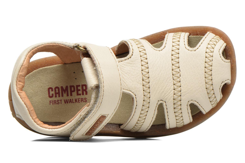 Sandales et nu-pieds Camper Bicho B Beige vue gauche