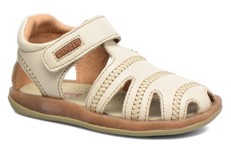 Sandales et nu-pieds Camper Bicho B Beige vue détail/paire