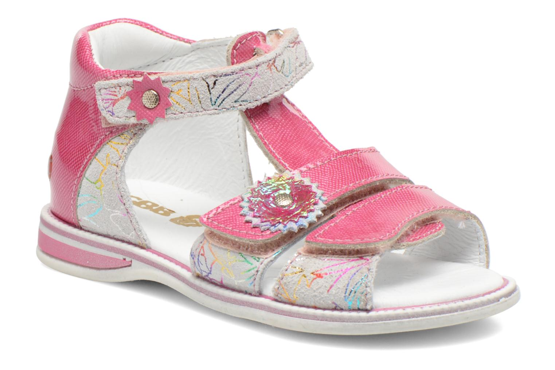 Sandalen GBB Maelys rosa detaillierte ansicht/modell