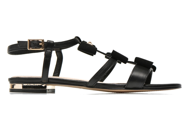 Sandales et nu-pieds COSMOPARIS Hilee Noir vue derrière